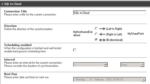 how to connect sql to office 365 1