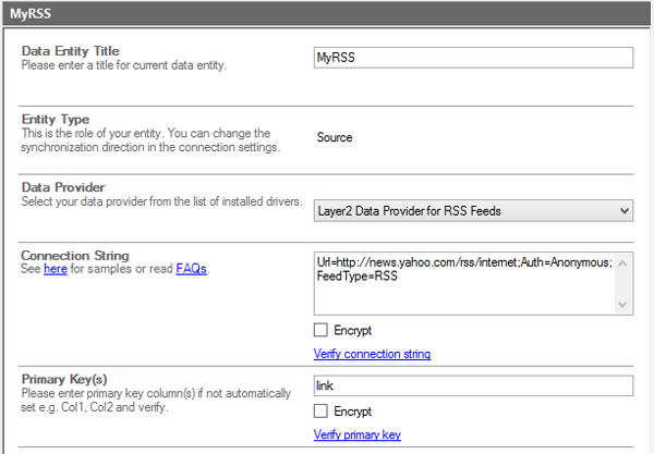 Sample of Configuration RSS News Feed with Office 365 and SharePoint