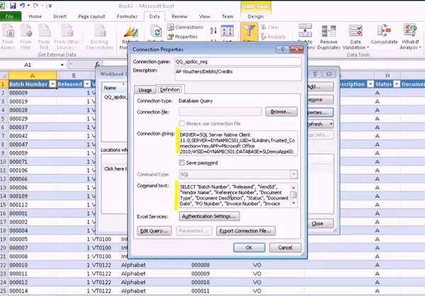 Microsoft-Dynamics-Quick-Query-Data-Integration